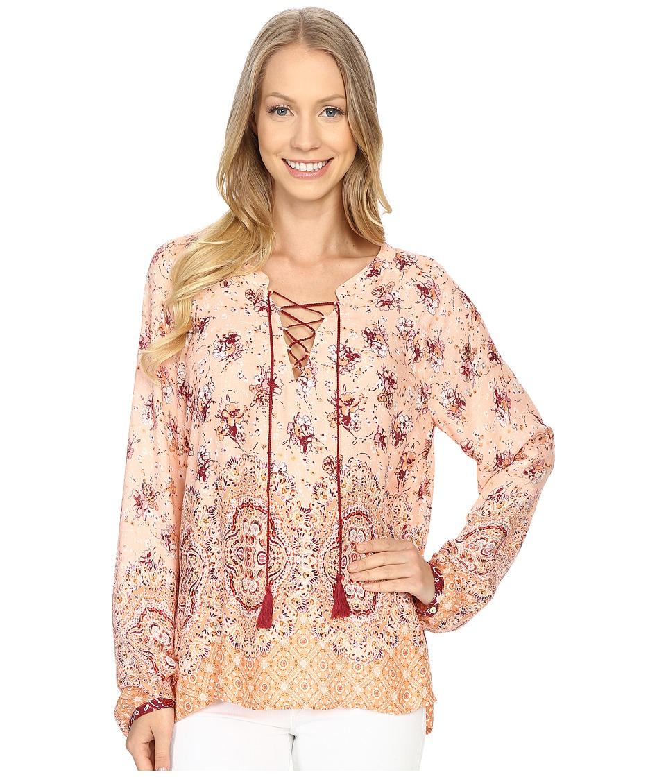 Sanctuary - Sunshine Girl Blouse (Canyon Girl) Women's Blouse plus size,  plus size fashion plus size appare