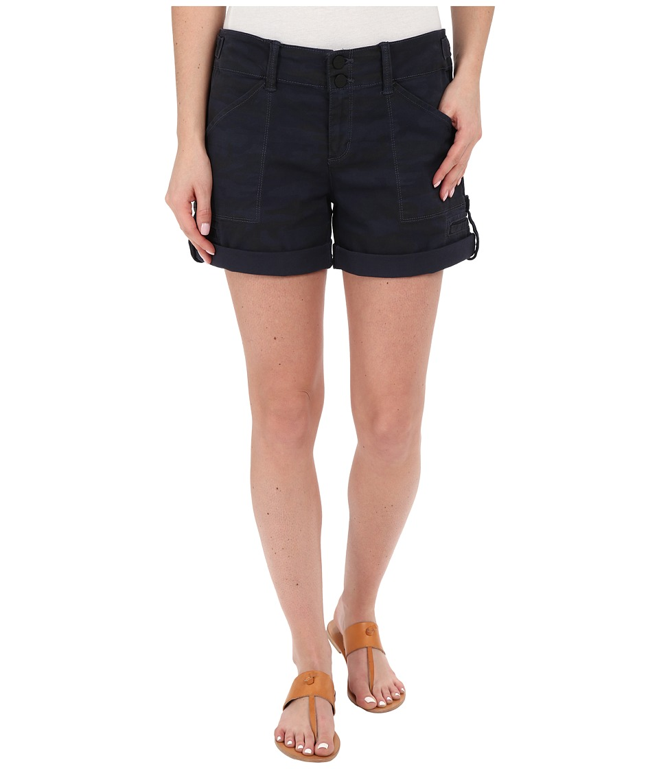 Sanctuary - Habitat Shorts (Navy Camo) Women's Shorts