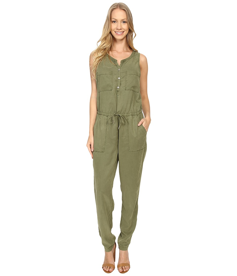 Sanctuary - Hazel Jumper Jumpsuit (Cactus) Women's Jumpsuit & Rompers One Piece