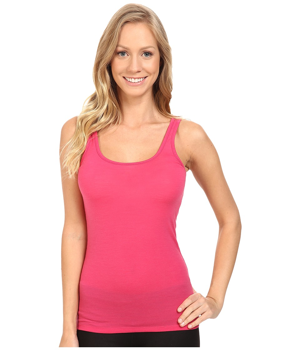 Icebreaker - Siren Tank Top (Pop Pink/Pop Pink) Women's Sleeveless