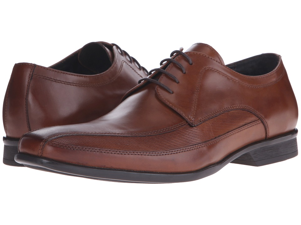 Kenneth Cole New York - Extra Distance (Cognac) Men