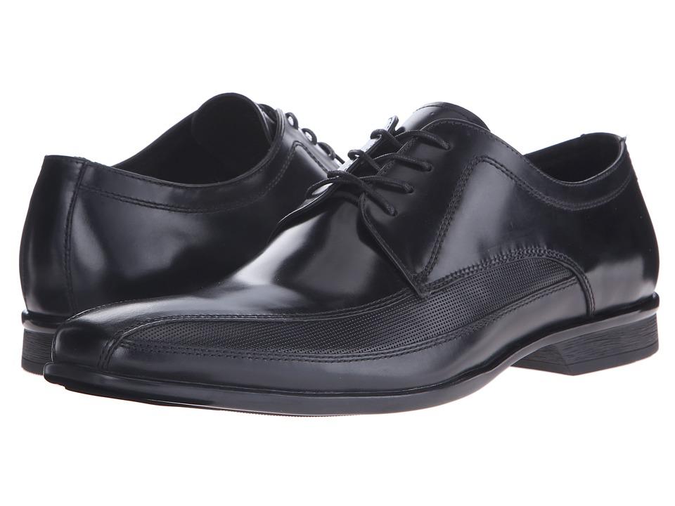 Kenneth Cole New York - Extra Distance (Black) Men's Shoes