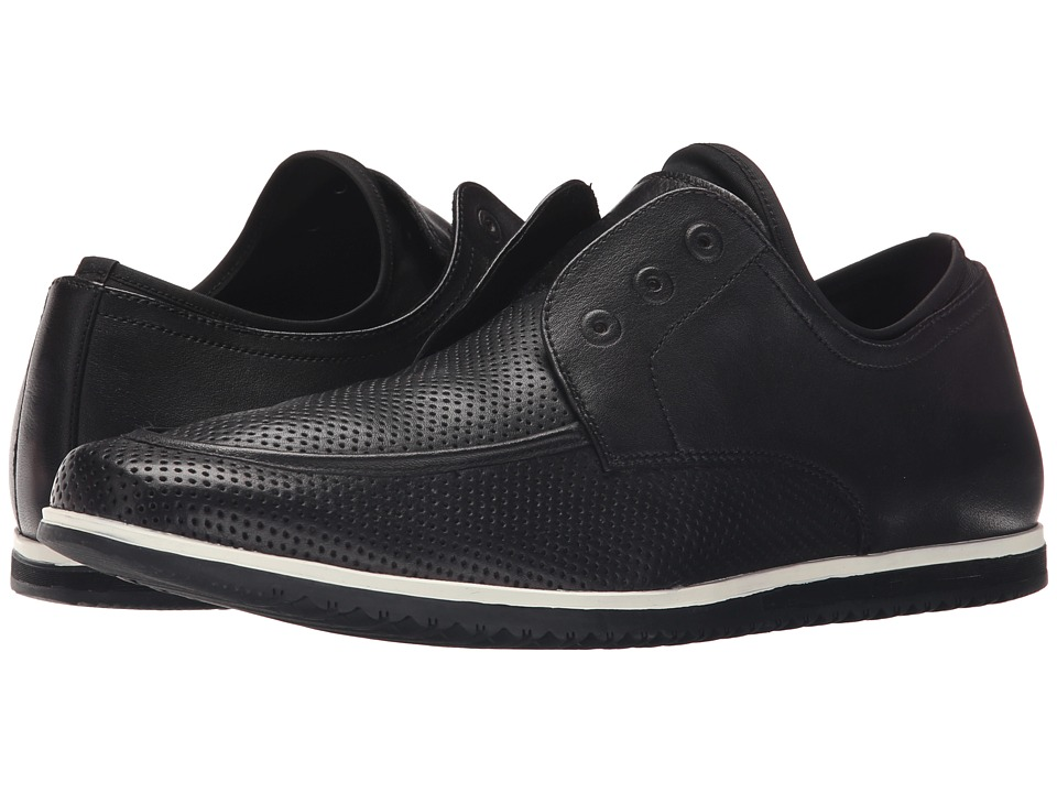 Kenneth Cole New York - Inside Joe-K (Black) Men's Shoes