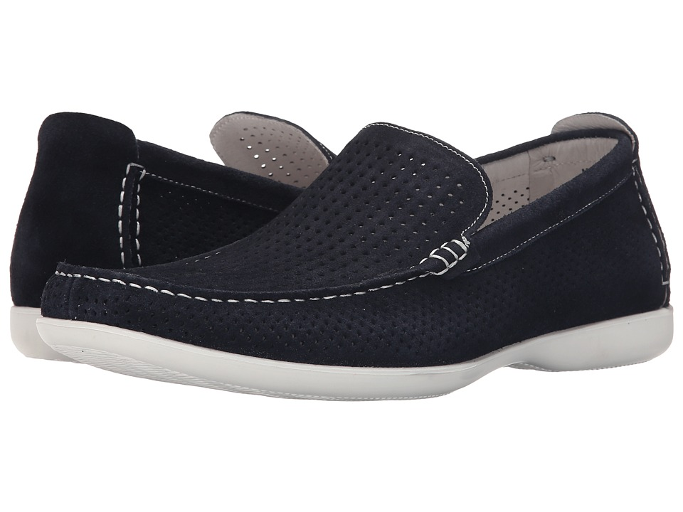 Kenneth Cole New York - Matter of Fact (Navy) Men's Shoes