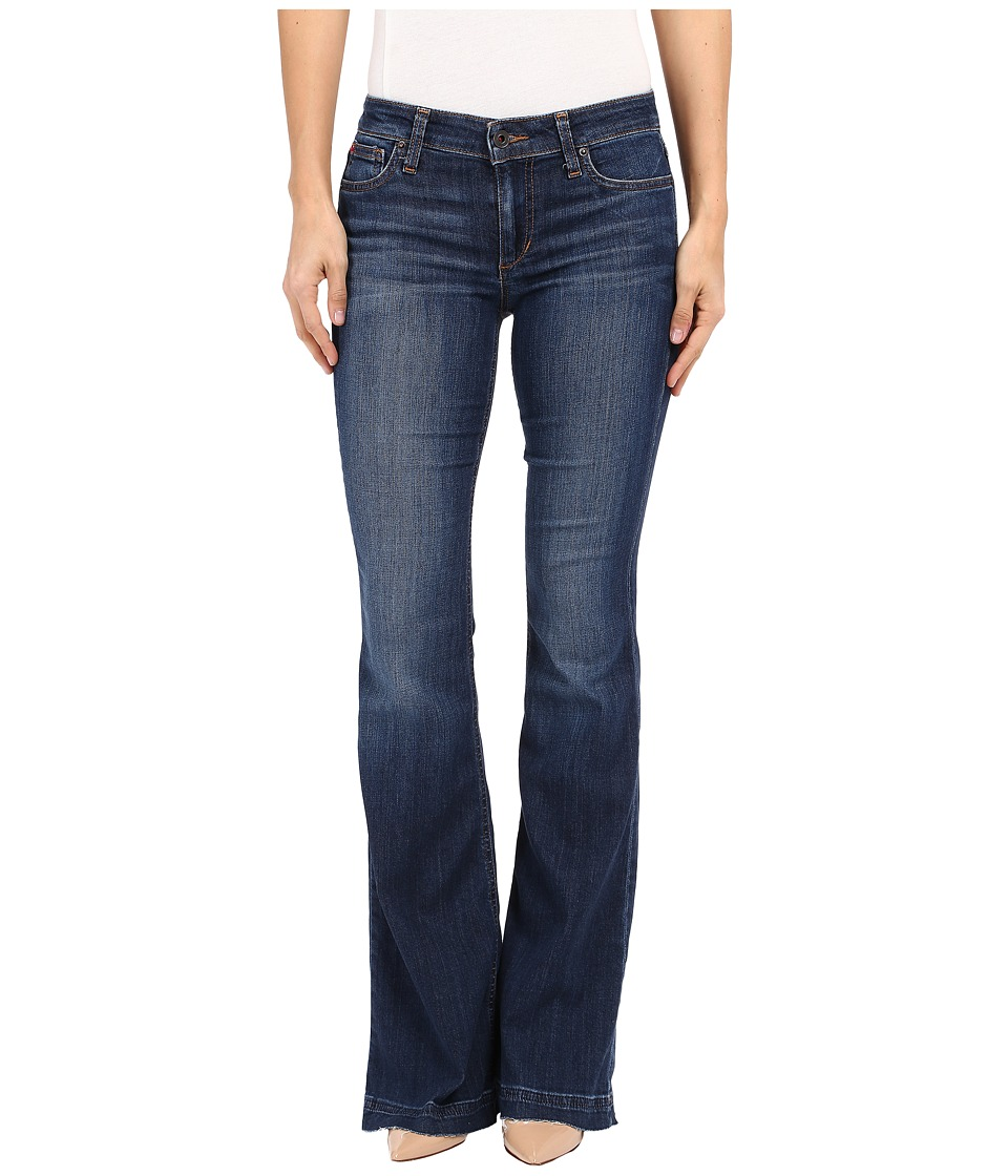 Joe's Jeans - Japanese Denim Icon Flare w/ Phone Pocket in Sophia (Sophia) Women's Jeans