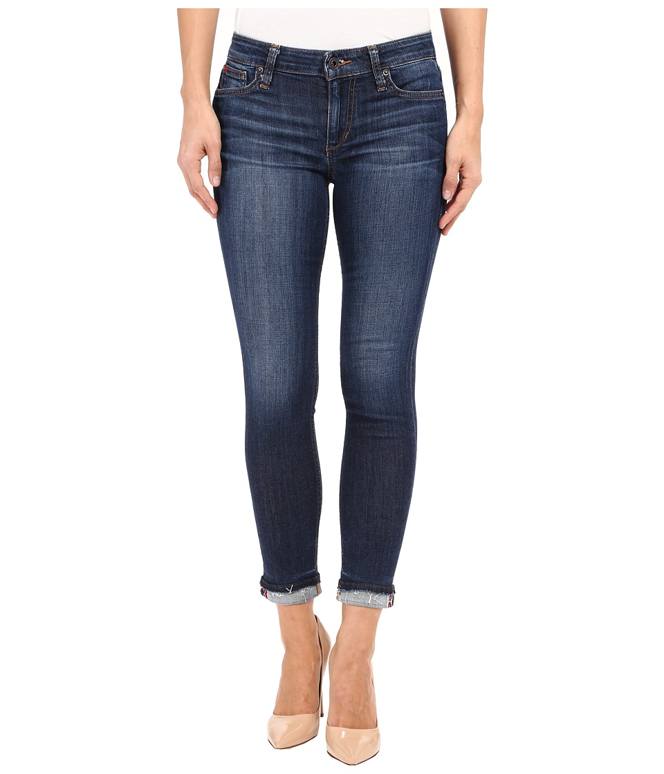 Joe's Jeans - Japanese Denim Markie Crop w/ Phone Pocket in Sophia (Sophia) Women's Jeans