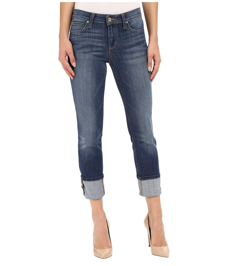 Joe's Jeans - Cool Off Cuffed Crop w/ Phone Pocket in Kelsie (Kelsie) Women's Jeans