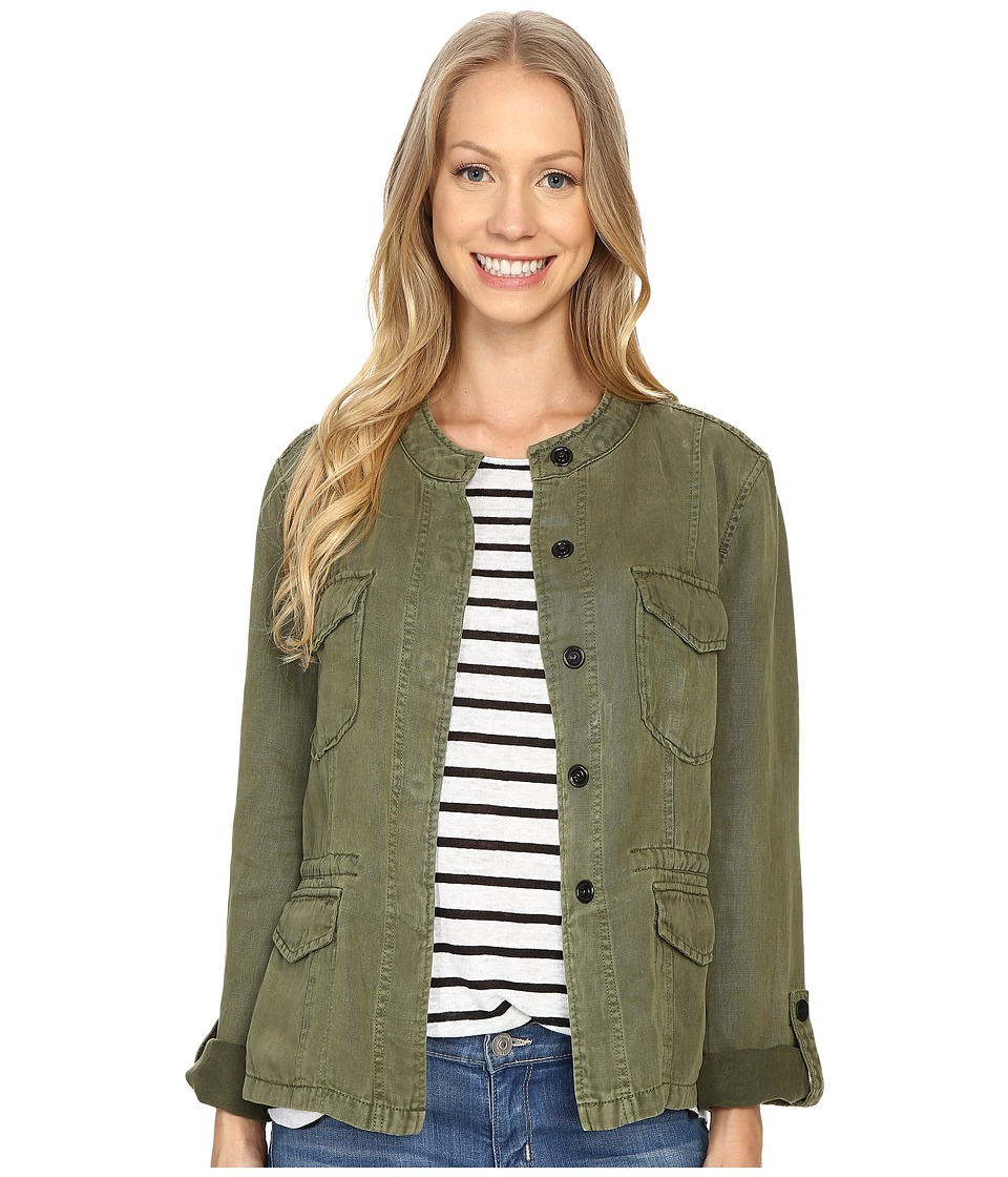Sanctuary - Sunset Safari Jacket (Cactus) Women's Jacket