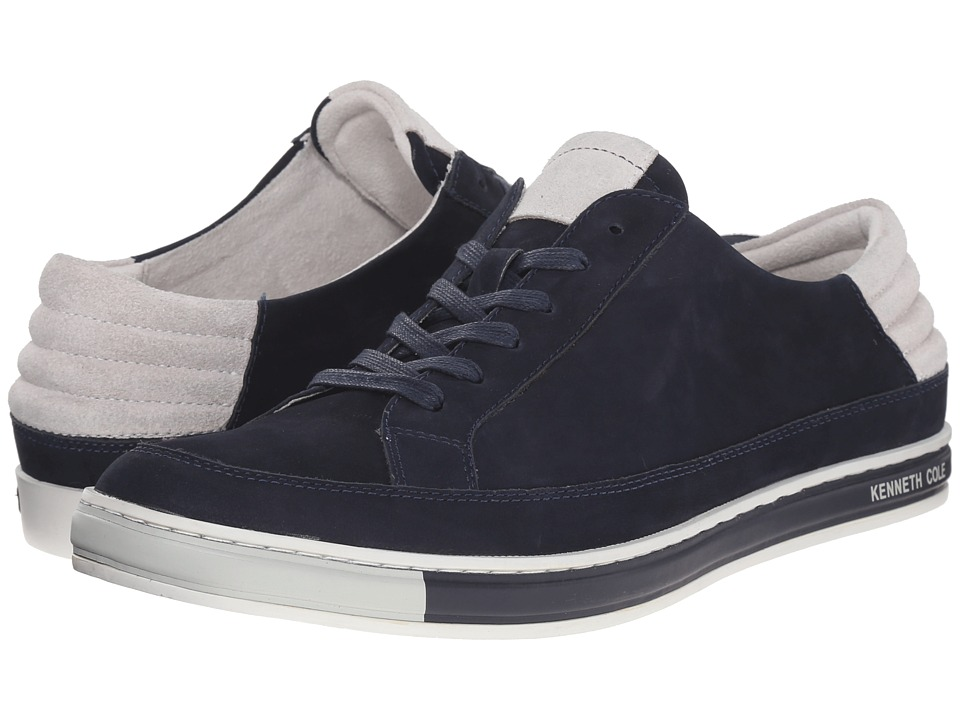 Kenneth Cole New York - Brand Stand (Navy) Men's Shoes