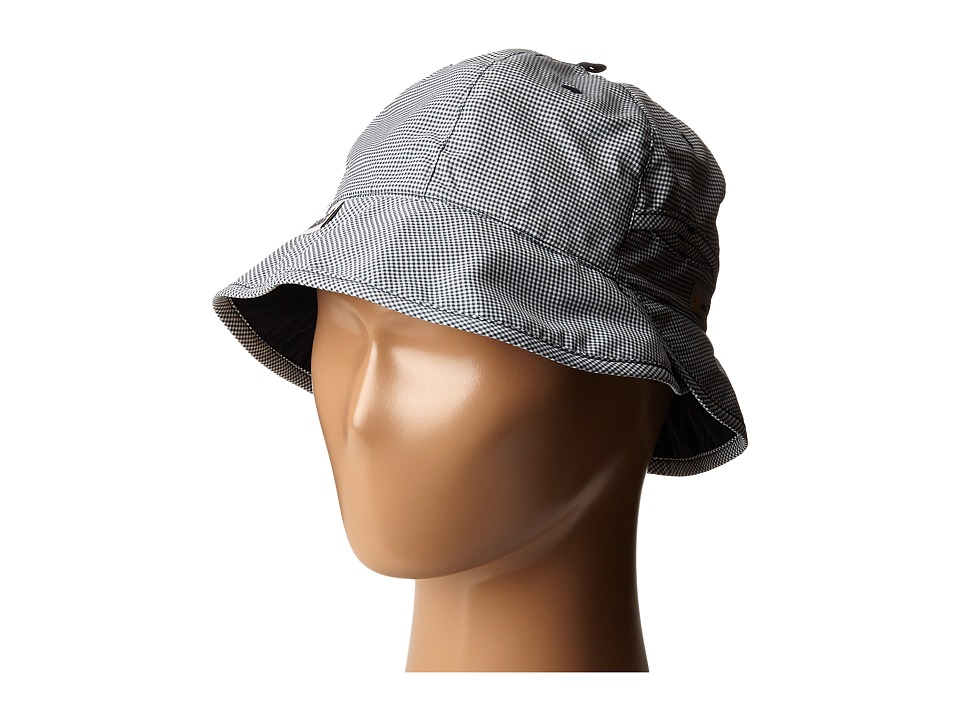 Jack Wolfskin Kids - Reversible Desert Sun Hat (Little Kid/Big Kid) (Night Blue) Caps