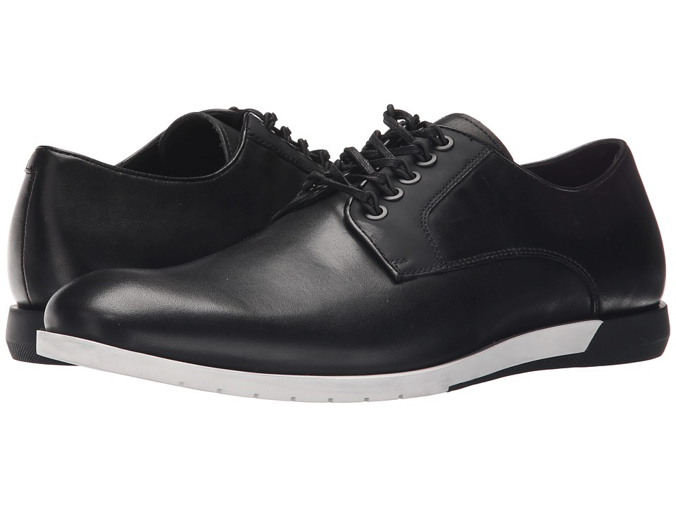 Kenneth Cole New York - Quality Time (Black) Men's Shoes