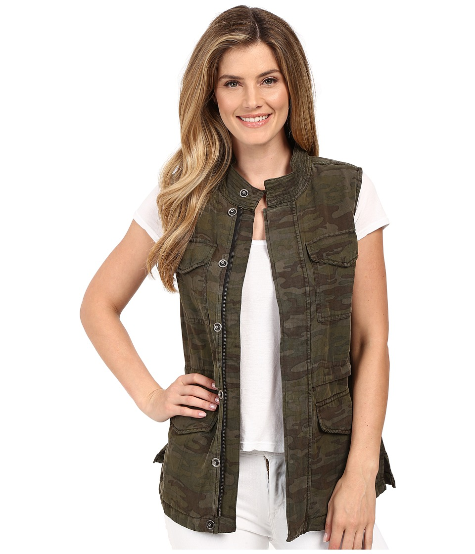 Sanctuary - Courier Vest (Mother Nature Camo) Women's Vest