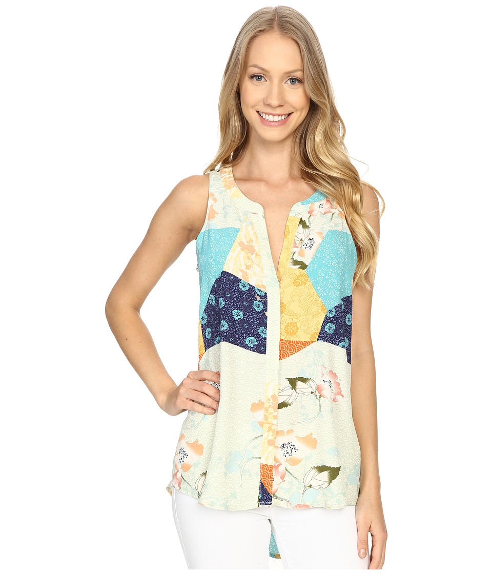 Sanctuary - Craft Shell Top (Far East Rising) Women's Clothing