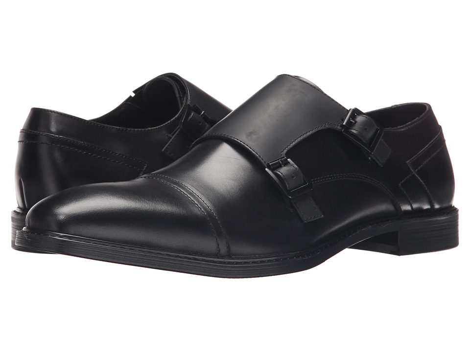 Kenneth Cole New York - Hello World (Black) Men's Shoes