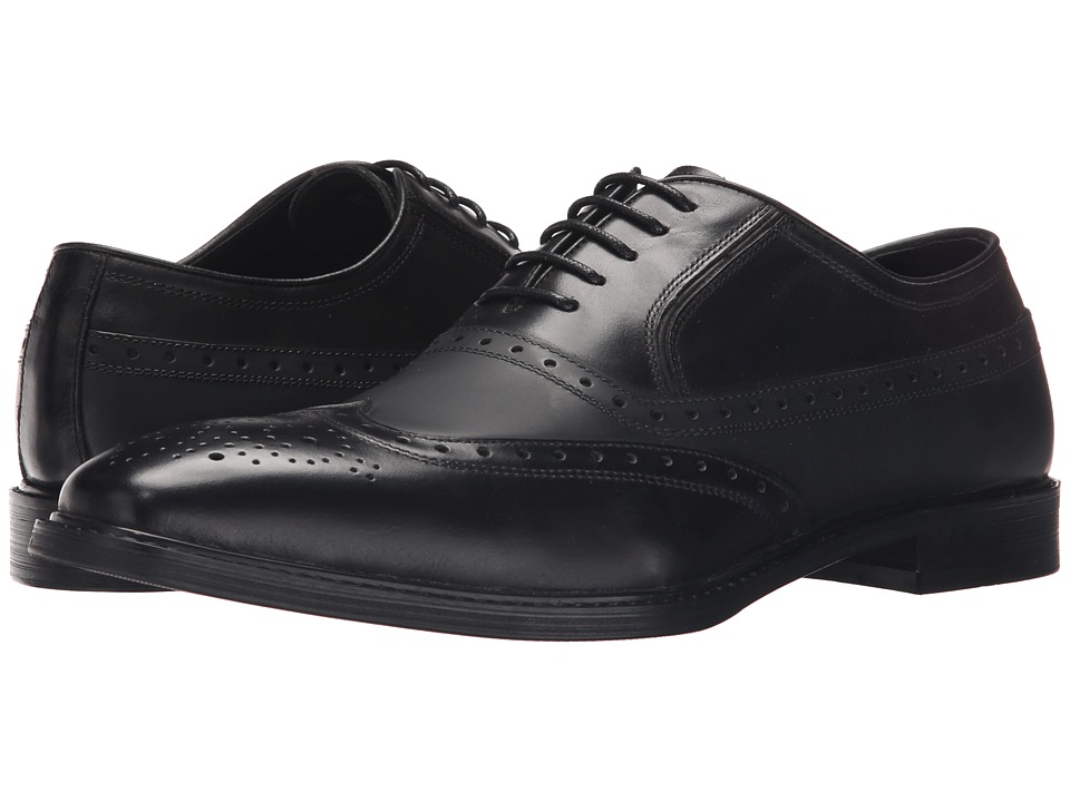 Kenneth Cole New York - Say Hello (Black) Men's Shoes