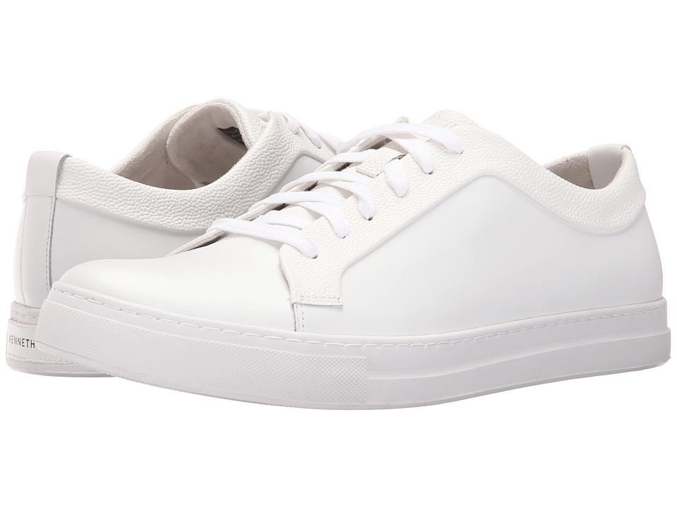 Kenneth Cole New York - Double Knot (White) Men's Shoes