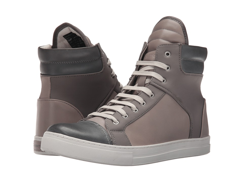 Kenneth Cole New York - Double Header (Grey Multi) Men's Lace-up Boots