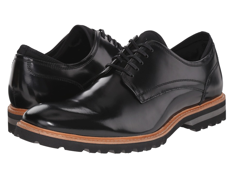 Kenneth Cole New York - Click-Able (Black) Men's Shoes
