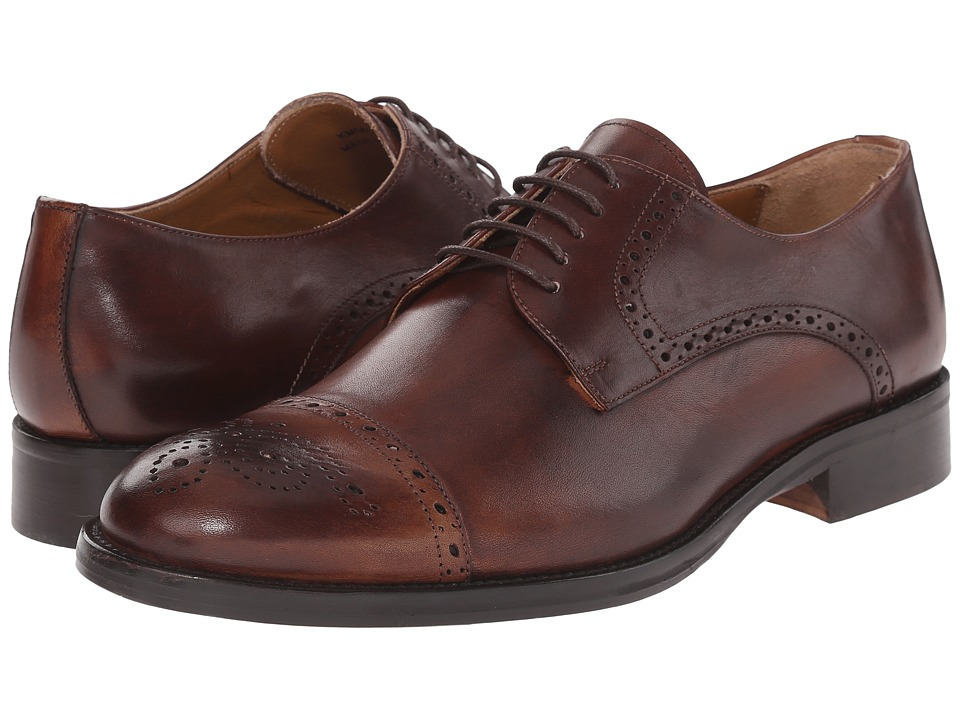 Kenneth Cole New York - Travel Agent (Brown) Men's Shoes
