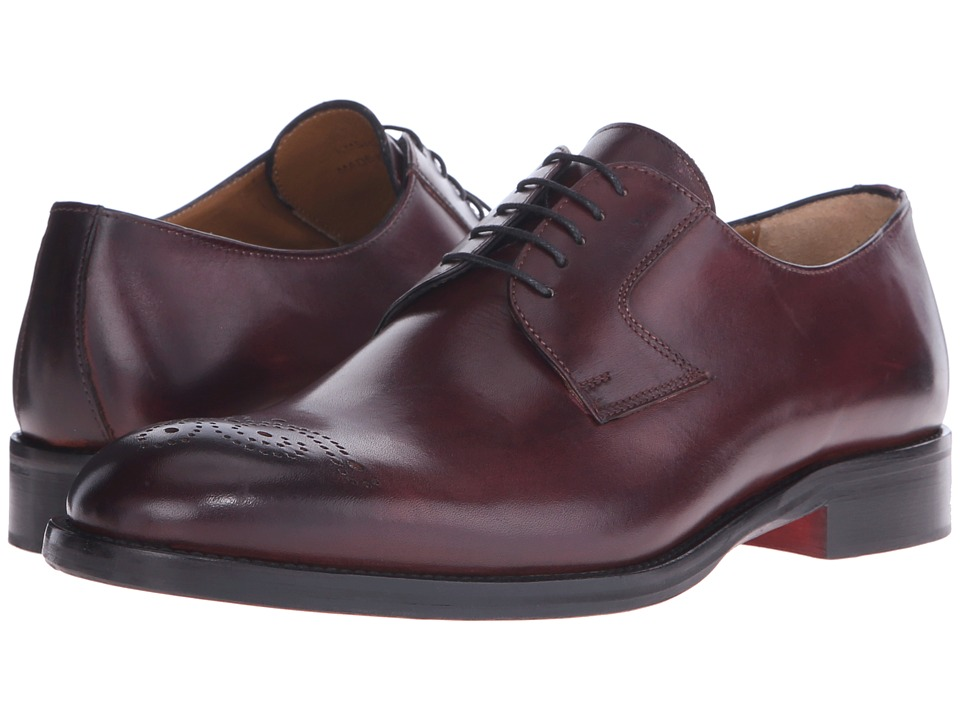 Kenneth Cole New York - Safe Travels (Bordeaux) Men's Shoes