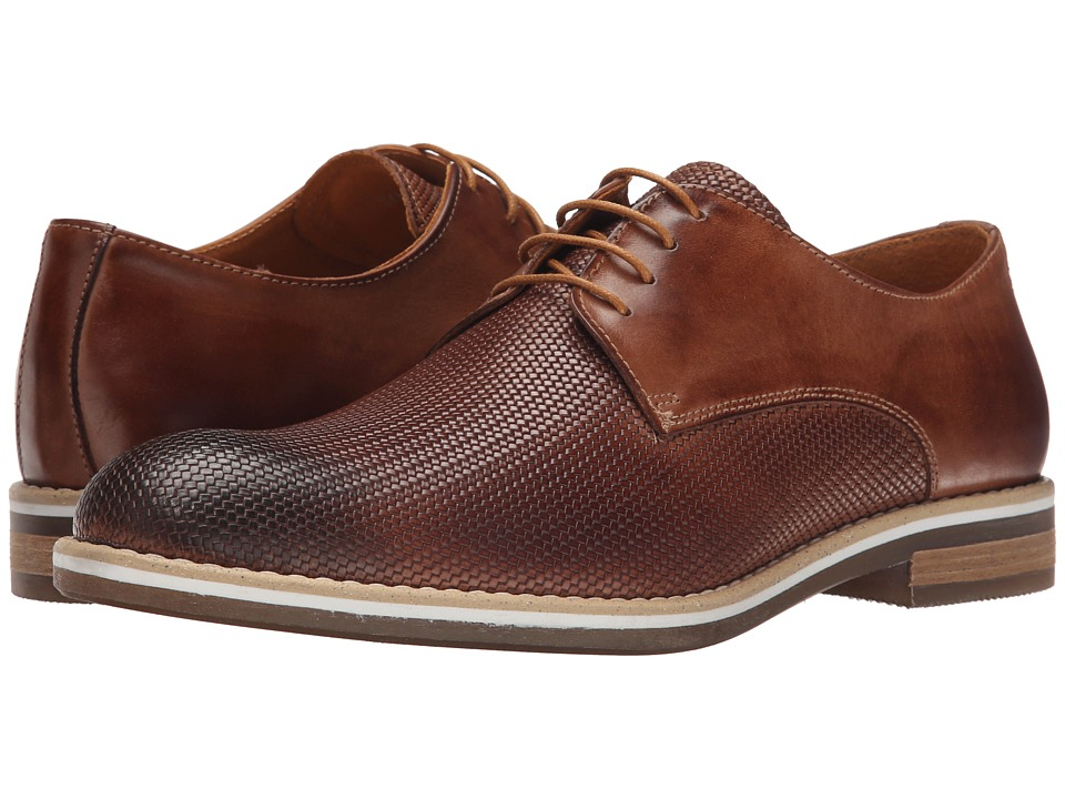 Kenneth Cole New York - In The Loop (Cognac) Men's Shoes