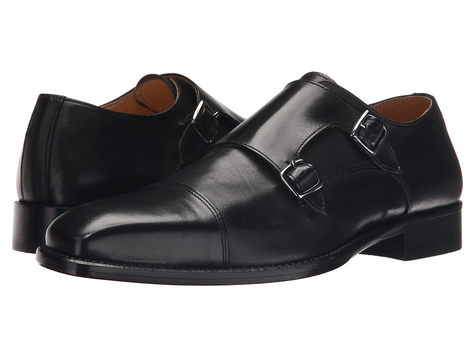 Kenneth Cole New York - Gig-Abyte (Black) Men's Shoes