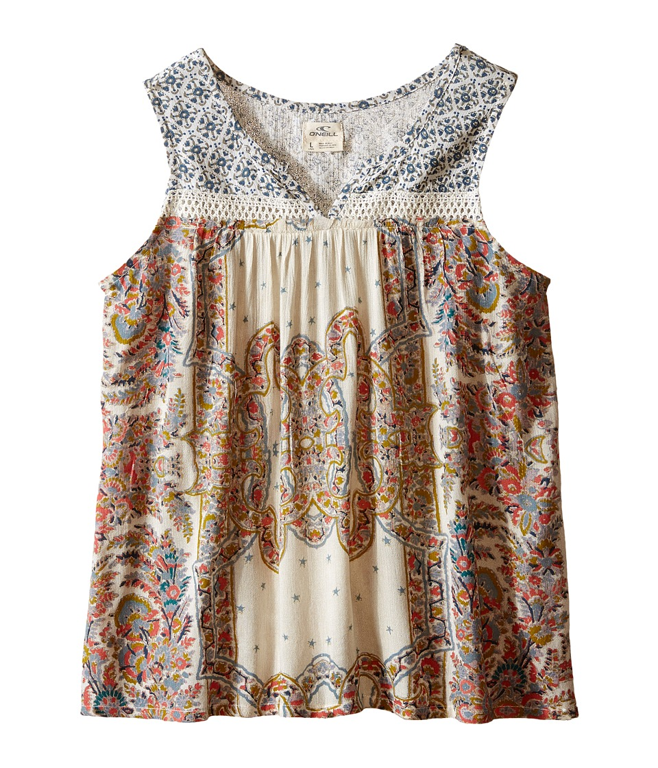 O'Neill Kids - Clarice Tank Top (Little Kids/Big Kids) (Naked) Girl's Sleeveless