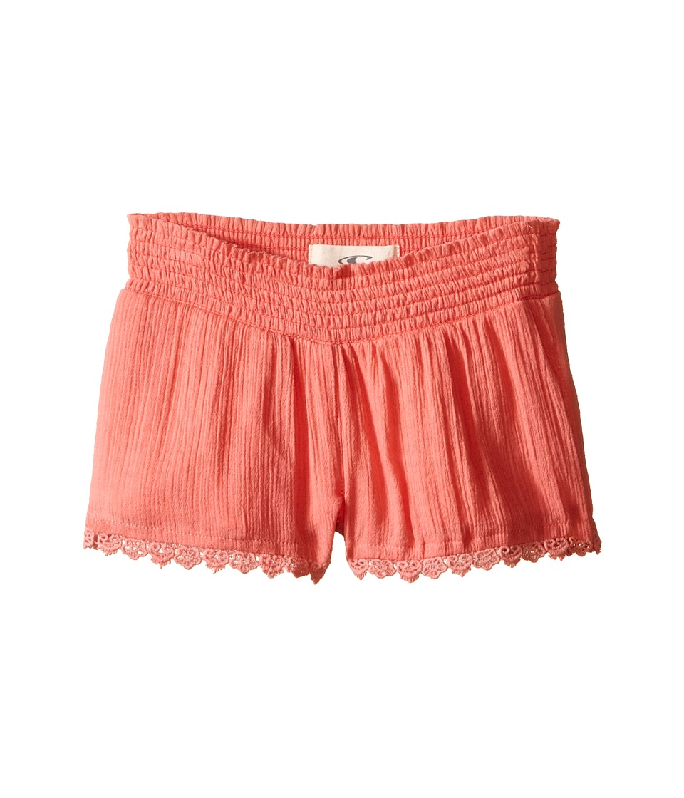 O'Neill Kids - Margeaux (Little Kids/Big Kids) (Shell Pink) Girl's Shorts