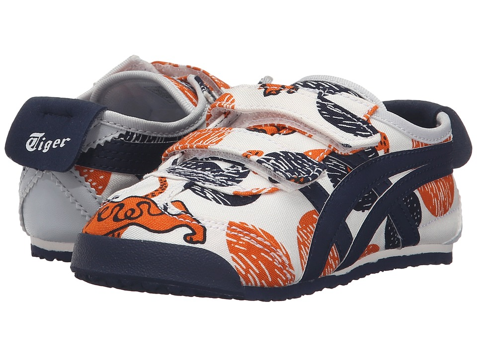Onitsuka Tiger Kids by Asics - Mexico 66 Baja (Toddler) (Tora/Yamabuki) Boys Shoes