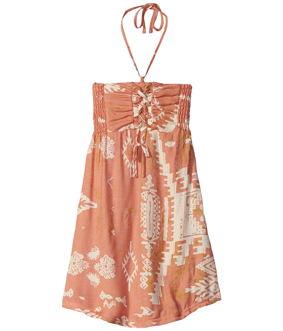 O'Neill Kids - Sun Love (Little Kids/Big Kids) (Papaya Punch) Girl's Dress