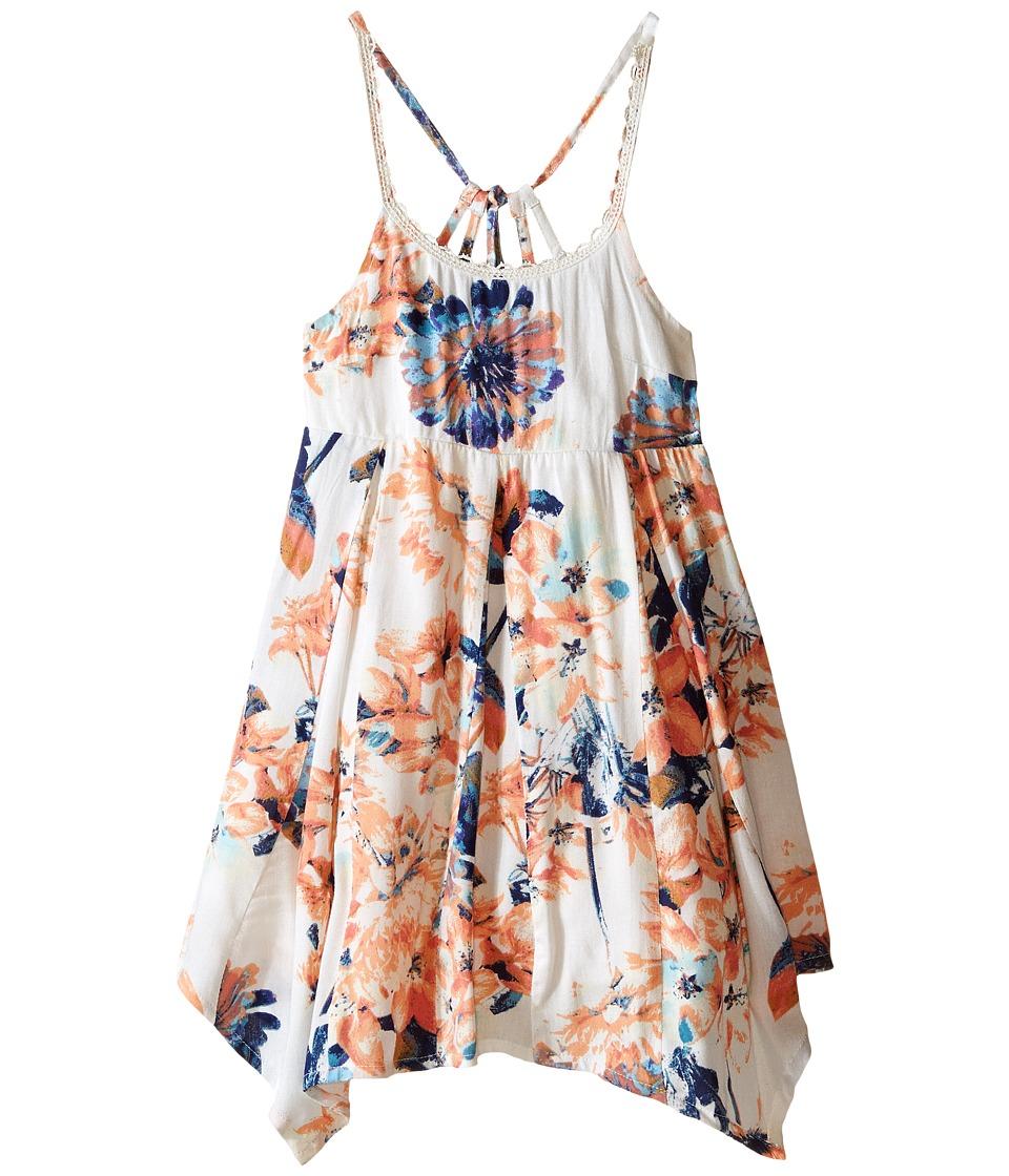 O'Neill Kids - Loretta (Little Kids/Big Kids) (White) Girl's Dress