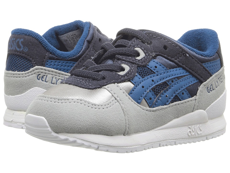 Onitsuka Tiger Kids by Asics - Gel-Lyte III (Toddler) (Indian Ink/Sea Port) Boys Shoes
