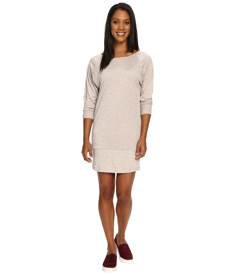 Lole - Madden Dress (Cinder Heather) Women's Dress