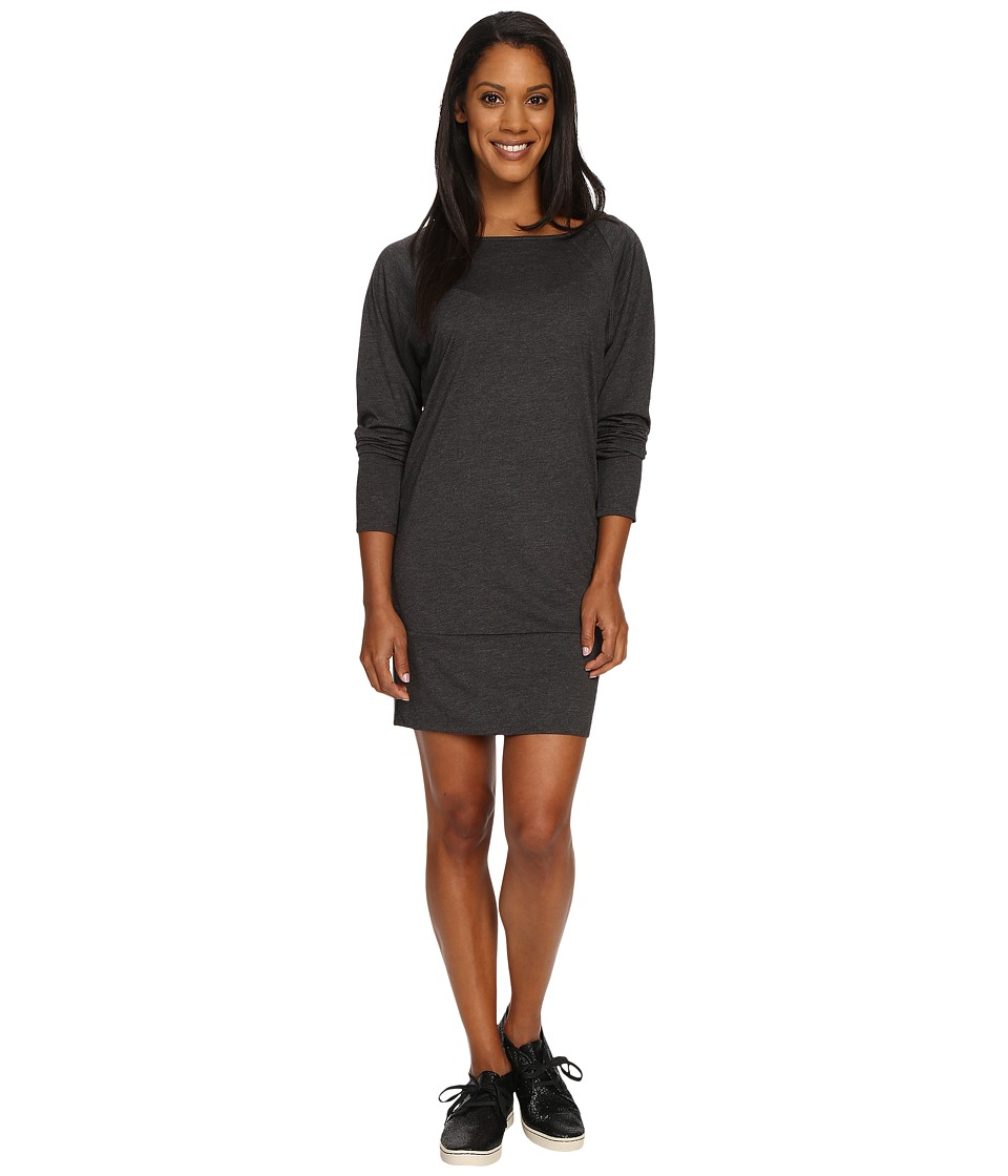 Lole - Madden Dress (Black Heather) Women's Dress