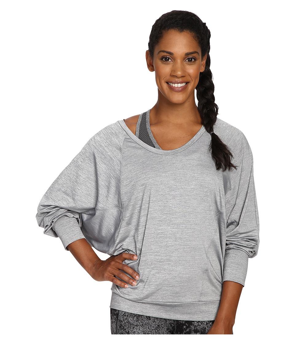 Lole - Maja Long Sleeve Top (Meteor) Women's Long Sleeve Pullover