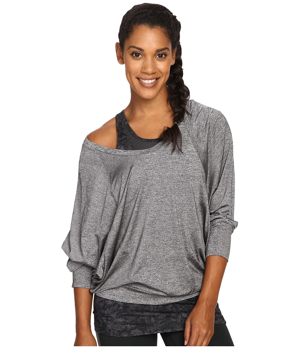 Lole - Maja Long Sleeve Top (Black) Women's Long Sleeve Pullover