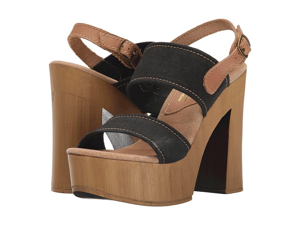 Sbicca - Annabella (Black) Women's Sandals