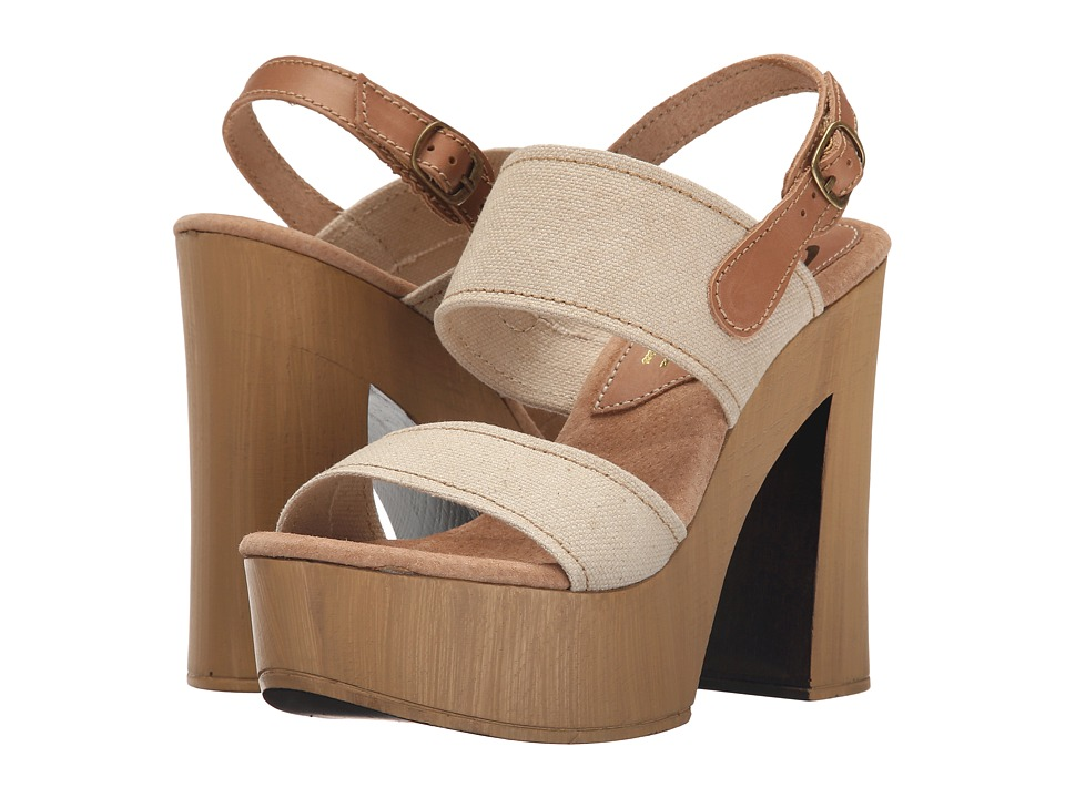 Sbicca - Annabella (Natural) Women's Sandals