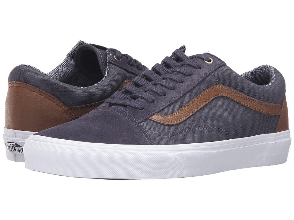 Vans - Old Skool ((C&L) Periscope/True White) Skate Shoes