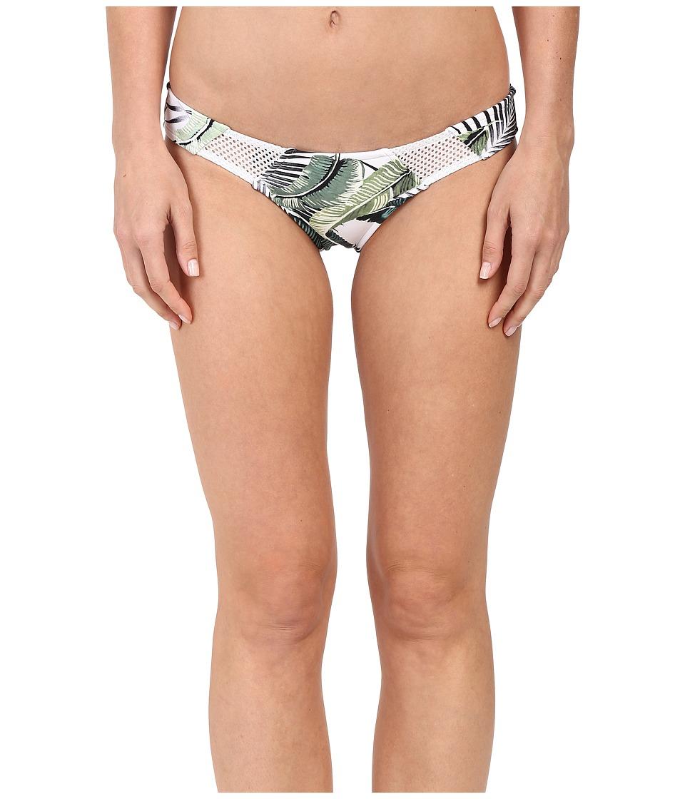 Rip Curl - Palm Island Hipster Bottom (White) Women's Swimwear