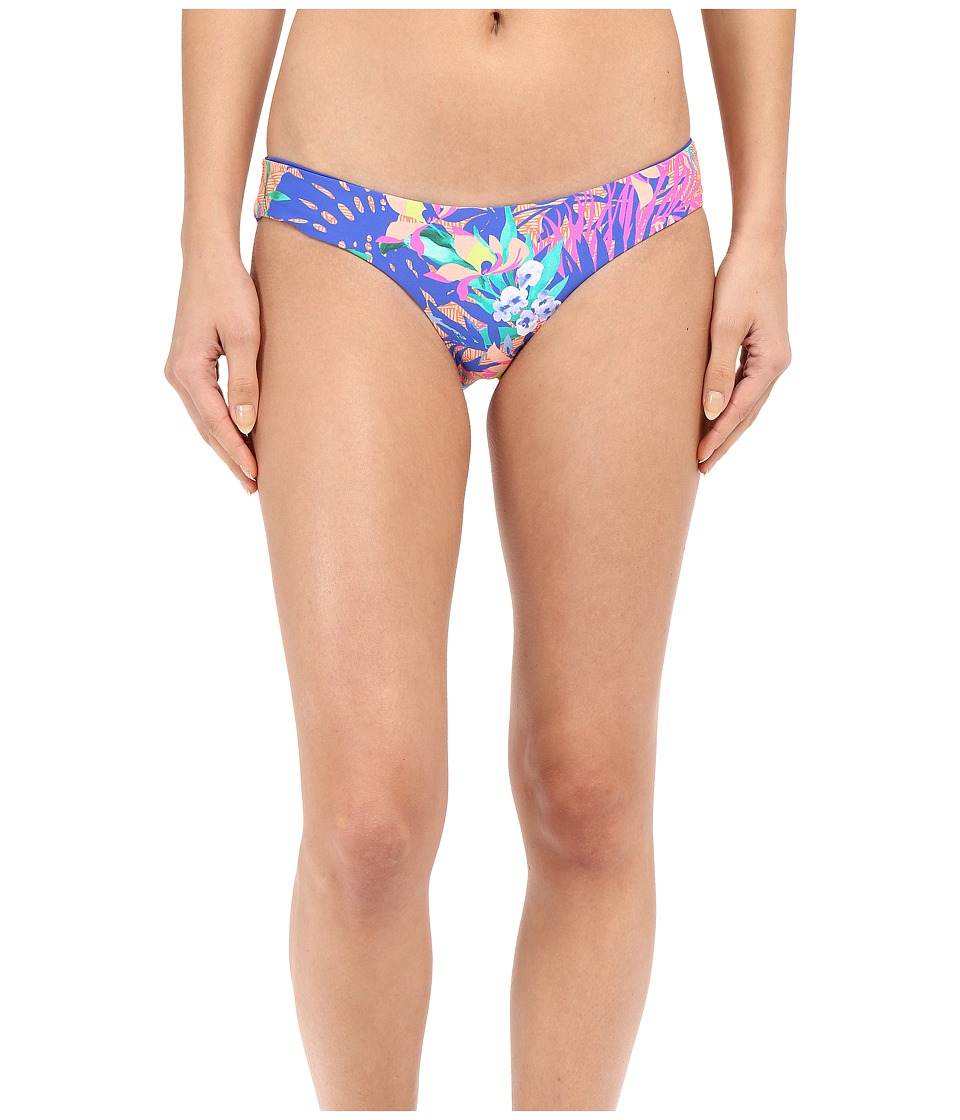 Rip Curl - Sweet Escape Hipster Bottom (Dazzling Blue) Women's Swimwear