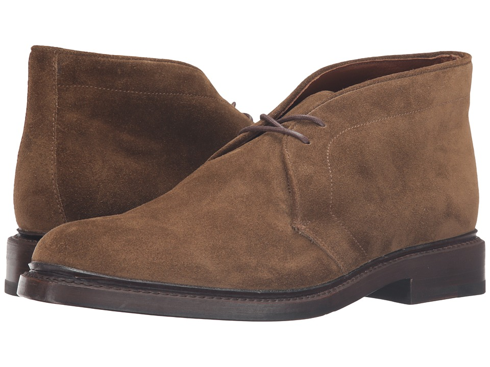 Frye - Jones Chukka (Chestnut Oiled Suede) Men's Boots