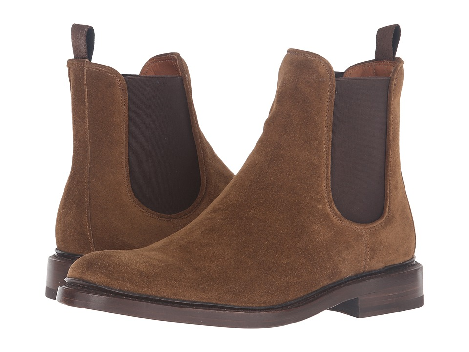 Frye Jones Chelsea (Chestnut Oiled Suede) Men