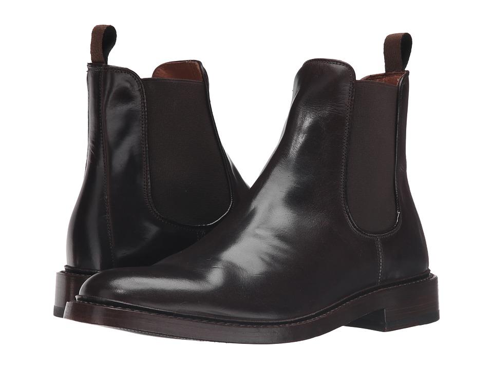 Frye - Jones Chelsea (Chocolate Vintage Veg Tan) Men's Boots