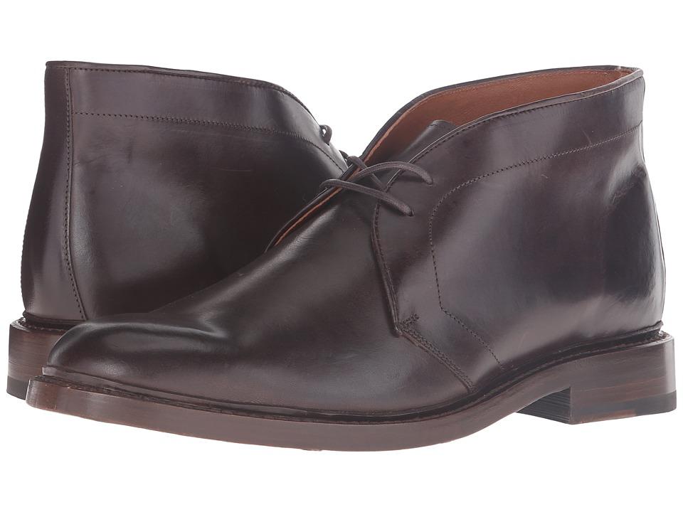 Frye - Jones Chukka (Chocolate Vintage Veg Tan) Men's Boots