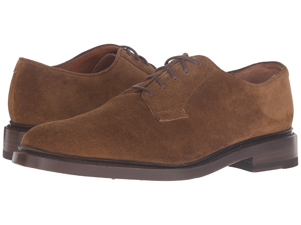 Frye Jones Oxford (Chestnut Oiled Suede) Men