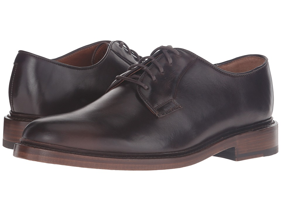 Frye - Jones Oxford (Chocolate Vintage Veg Tan) Men's Shoes