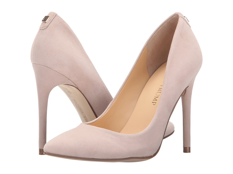 Ivanka Trump Kayden 4 (Natural Suede) High Heels
