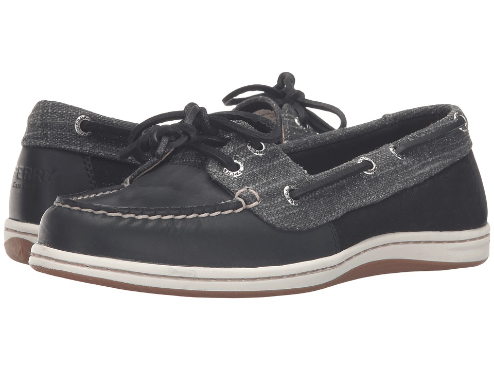 Sperry Firefish Metallic Silver (Black) Women