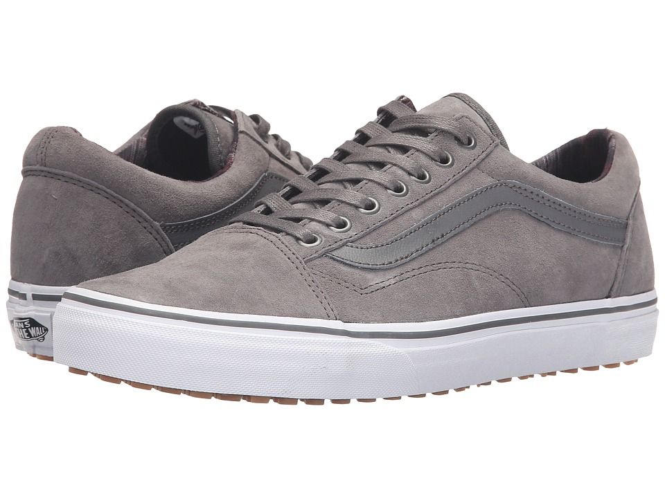 Vans - Old Skool MTE ((MTE) Pewter/Plaid) Lace up casual Shoes